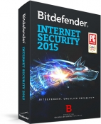 Bitdefender Internet Security 2015 2 Años 2 Usuarios