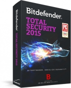 Bitdefender Total Security 2015 2 Años 2 Usuarios